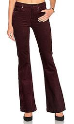 Вельветовые расклешенные джинсы ginger - 7 For All Mankind