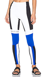 Strike zone paneled legging - P.E Nation