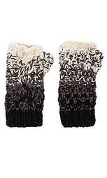 Seeded ombre fingerless glove - Michael Stars