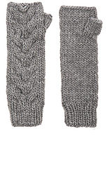 Chunky cozy fingerless glove - Michael Stars