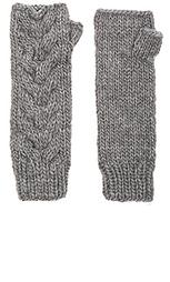 Chunky cozy fingerless glove - Michael Stars