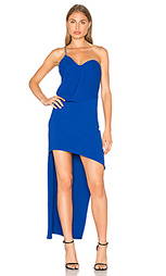 One shoulder drape dress - Halston Heritage