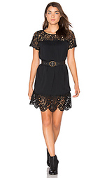 Кружевное платье lea - Joie