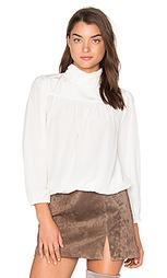 Шелковая блузка lively - Joie