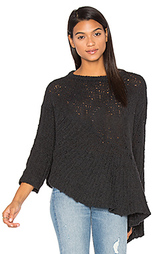 Drape asymmetrical sweater - Inhabit