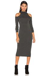 Платье миди ashtyn - Clayton