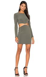 Платье с вырезом длинный рукав montana - BEC&BRIDGE Bec&Bridge