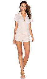 Короткая пижами abigail - homebodii