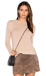 Кашемировый свитер в рубчик - Inhabit