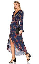 Макси платье isabel - ASTR