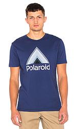 Футболка x polaroid triangle - Altru