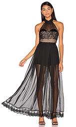 Вечернее платье natural high - Three Floor