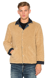 M701 asahi jacket with faux sherpa lining - Simon Miller
