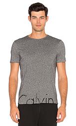 Split logo t shirt - Calvin Klein