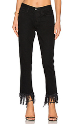 Straight fringe crop - 3x1