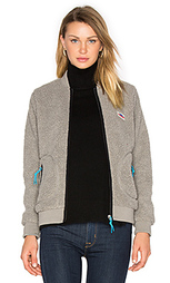 Prescott pile fleece bomber - Penfield