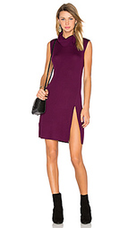 Side slit sweater dress - BCBGMAXAZRIA