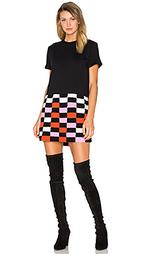 Crochet block dress - McQ Alexander McQueen