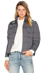 Rockford plaid yoke down jacket - Penfield