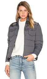 Rockford plaid yoke down jacket - Penfield