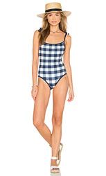 Цельный купальник с завязкой poppy - Solid & Striped