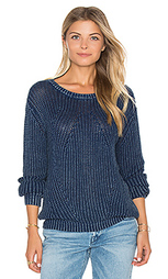 Distressed dye sweater - Bella Dahl