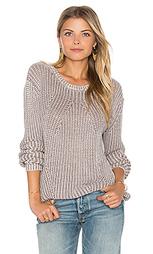 Distressed dye sweater - Bella Dahl