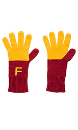 Перчатки superfries - Wildfox Couture