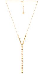 Ожерелье в форме лассо marlow - gorjana