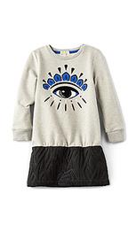 Платье altesse - KENZO Kids