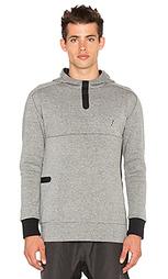 Rec hood tech sweatshirt - Zanerobe