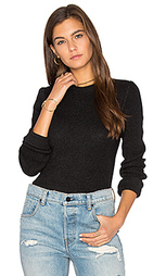 Rib long sleeve tee - Ragdoll