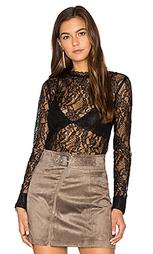 Блузка со шнуровкой parlour - Capulet