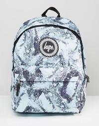 Рюкзак с принтом Hype - Синий