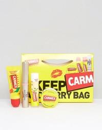 Набор Carmex Keep Carm & Carry Bag - Бесцветный Beauty Extras