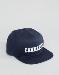 Бейсболка Carhartt WIP X Starter Walker - Темно-синий