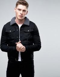 Куртка с 4 карманами Another Influence - Черный