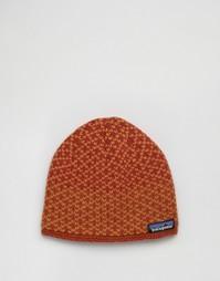 Красная шапка-бини Patagonia Beatrice - Красный