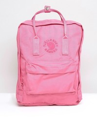 Розовый рюкзак Fjallraven Re-Kanken - Розовый