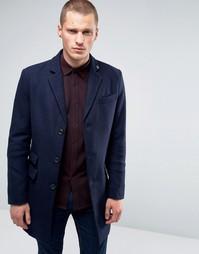 Пальто Farah - Темно-синий