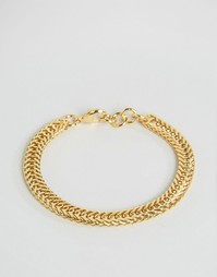 Seven London Gold Chain Bracelet - Золотой