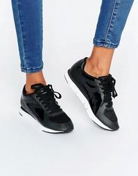 Черные кроссовки Calvin Klein Jeans Tilly - Черный