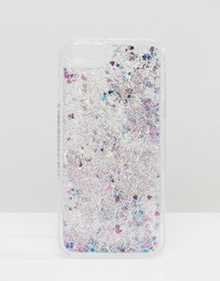 Чехол для iPhone 6/6s со звездами и блестками Skinnydip - Мульти