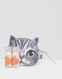 Winky Lux ASOS Exclusive Lipstick Duo & FREE Cat Pouch - Мульти