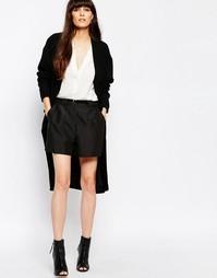 Черное кимоно Just Female Brazil - Черный
