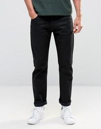 Черные джинсы Nudie Steady Eddie YD - Черный