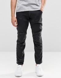 Суженные книзу брюки в спортивном стиле G-Star 5620 3D - Серый