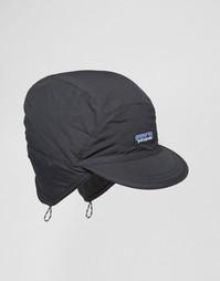 Черная кепка Patagonia Synchilla - Черный