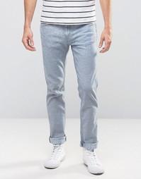 Синие джинсы слим Levis Line 8 511 - Темно-синий