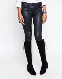 Сапоги-ботфорты со шнуровкой Head Over Heels By Dune Sammia - Черный